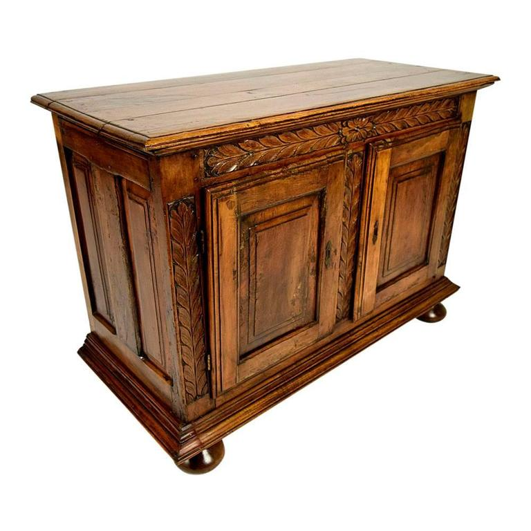 Late 18th Century French Provincial Style Sideboard For Sale