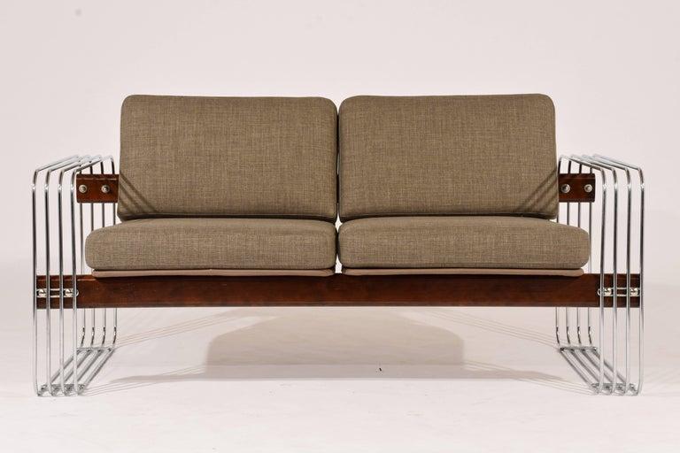 Ascona Sofa by Heinz Meier for Landes 3