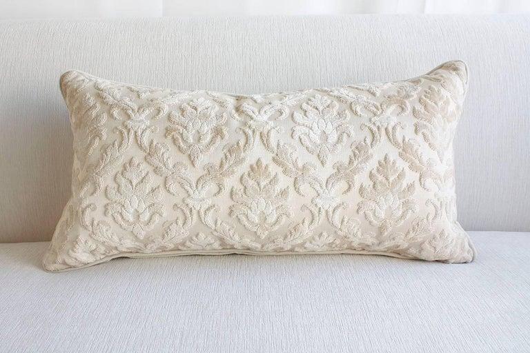Pair of Louis XVI-Style Throw Pillows For Sale 4