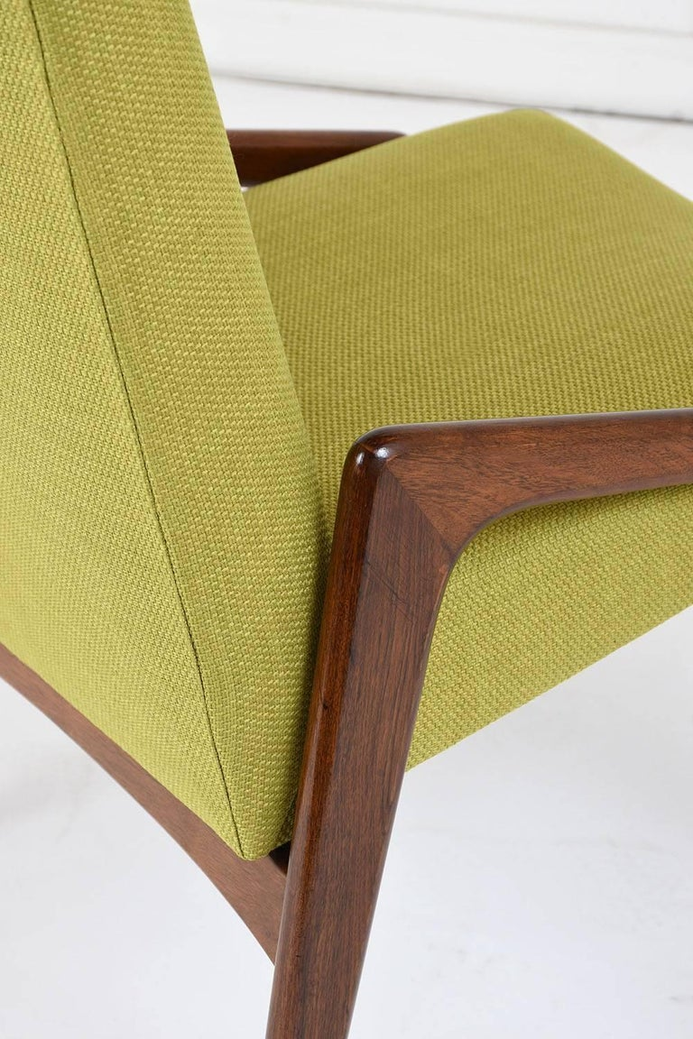 Set of Four Dining Chairs by Kai Kristiansen For Sale 1