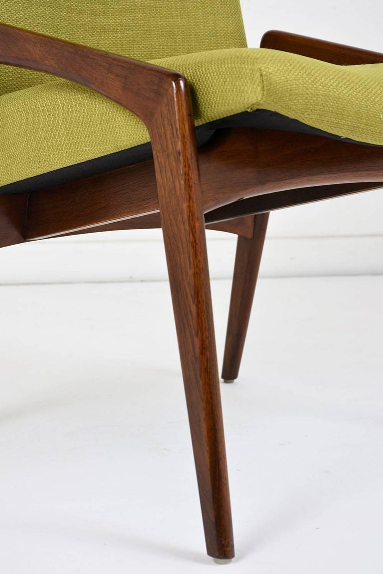 Set of Four Dining Chairs by Kai Kristiansen For Sale 2
