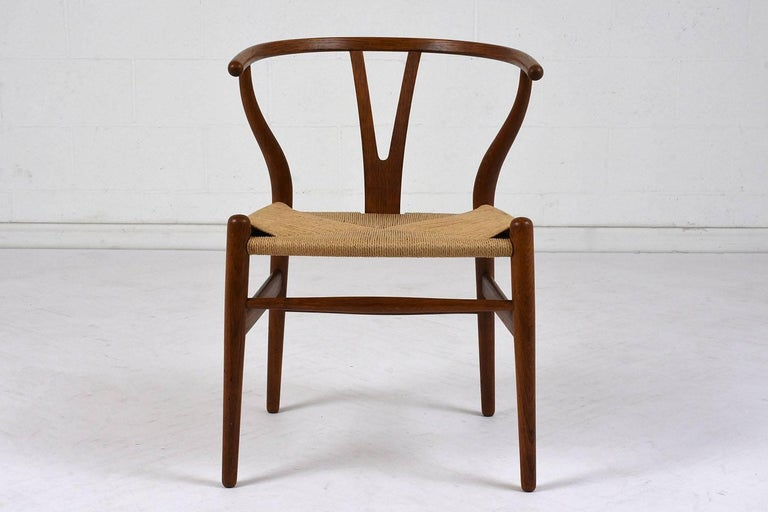 20th Century Set of Four Midcentury Danish Dining Chairs For Sale