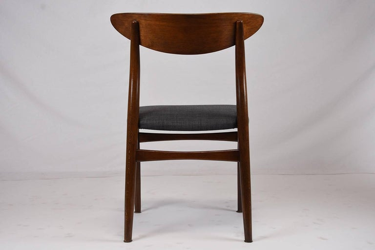 20th Century Set of Six Danish Dining Chairs For Sale