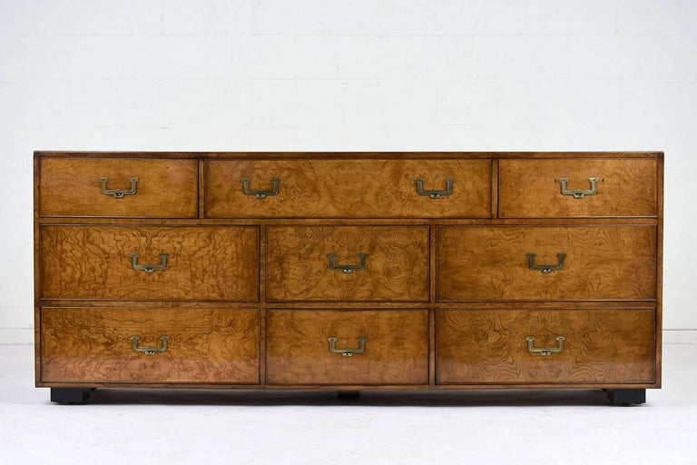 American John Widdicomb Nine-Drawer Chest For Sale