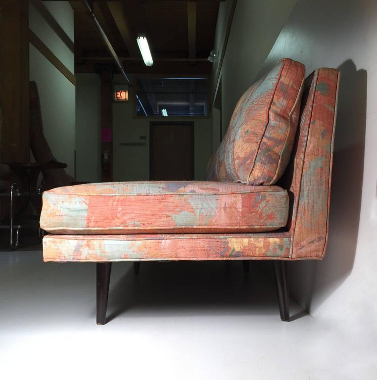 Mid-Century Modern Edward Wormley Dunbar Sofa For Sale