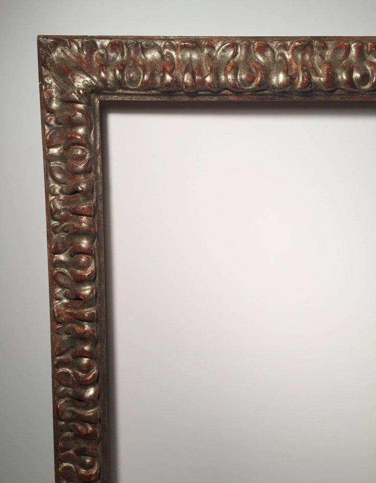 Vintage 20th century italian decorator frame mirror for Mirror frame styles