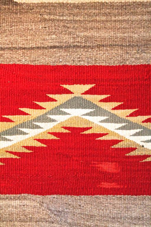 Navajo Transitional Blanket Circa 1880 1900 For Sale At