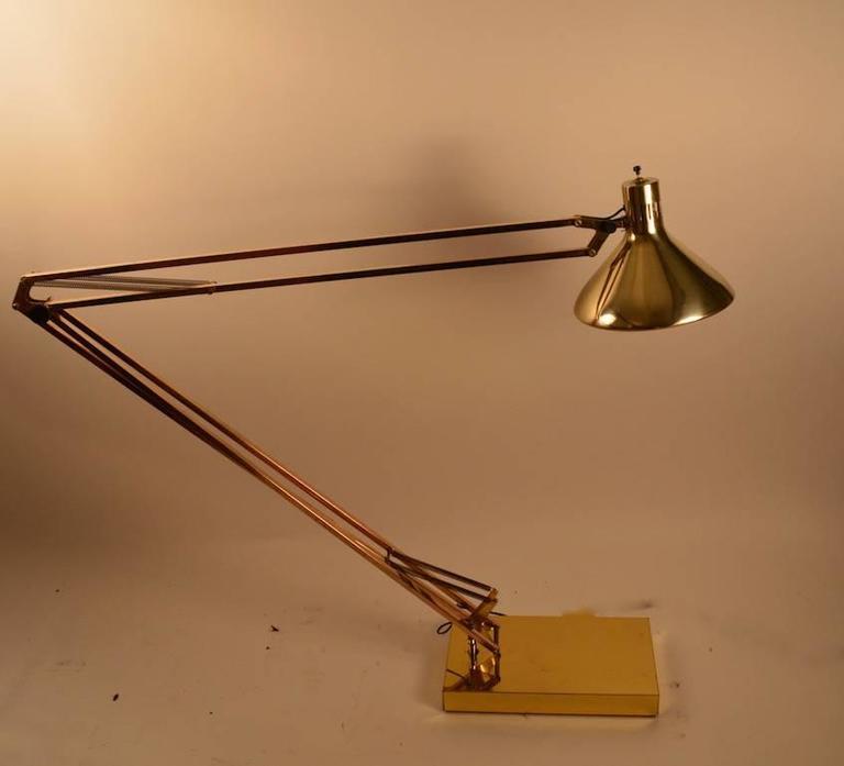 Vintage Floor Model Anglepoise Lamp At 1stdibs