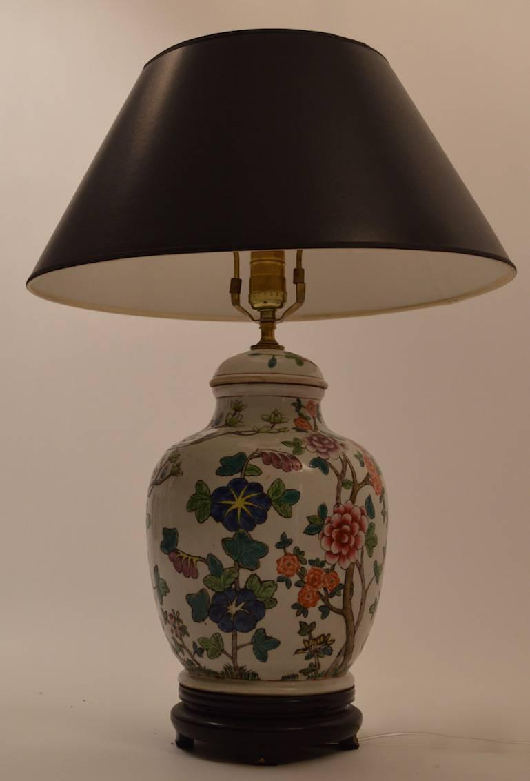 Pair Of Chinese Table Lamps For Sale At 1stdibs