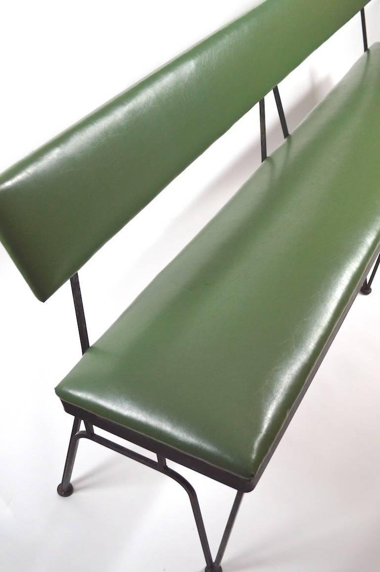 Extra Long Mid Century Bench At 1stdibs