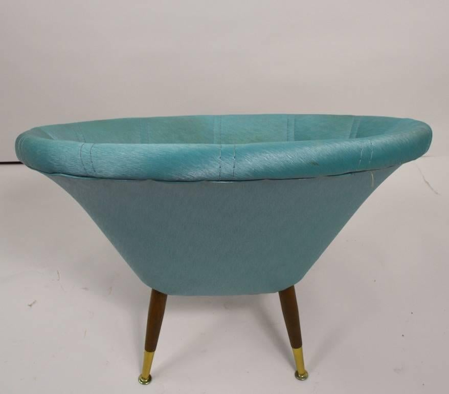 Clamshell Chair For Sale