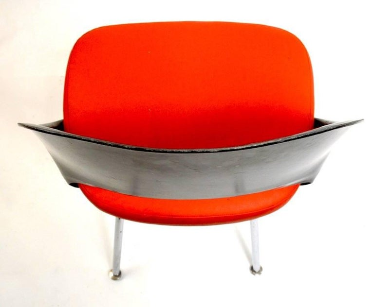 Pair of Saarinen Executive Chairs for IBM 6
