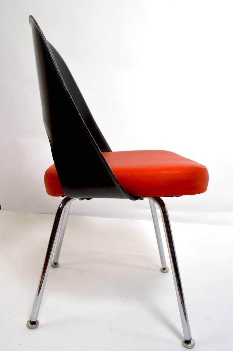 Pair of Saarinen Executive Chairs for IBM 4