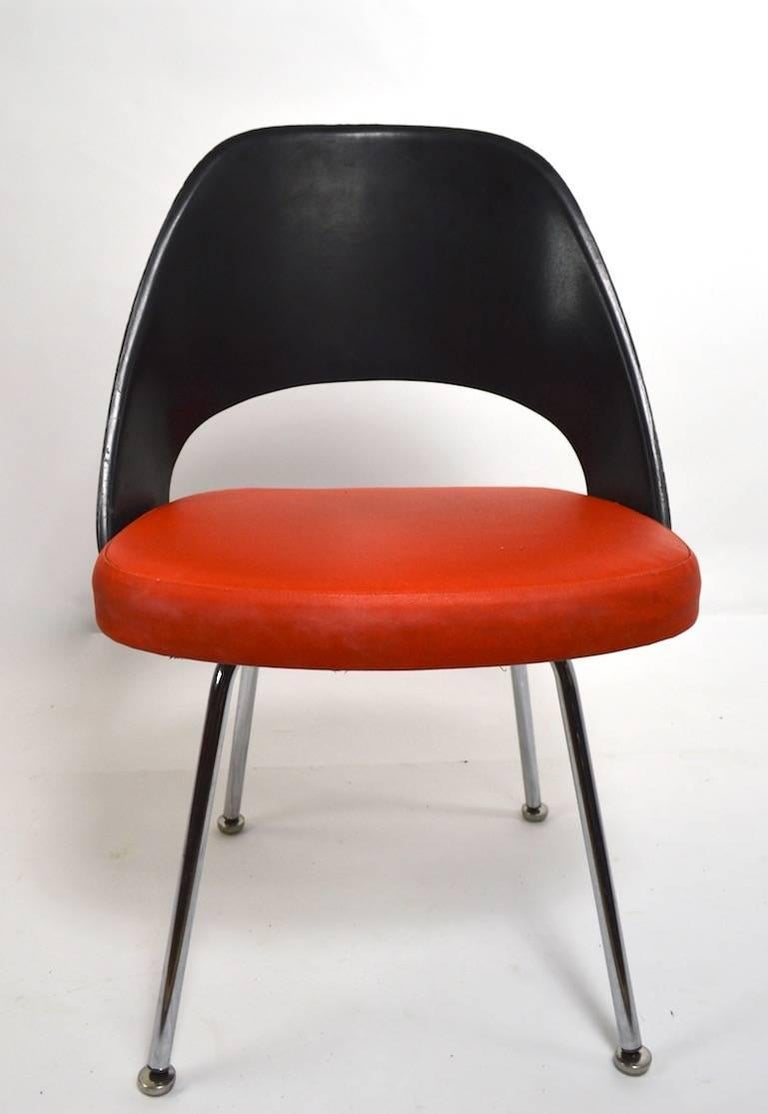 Pair of Saarinen Executive Chairs for IBM 2