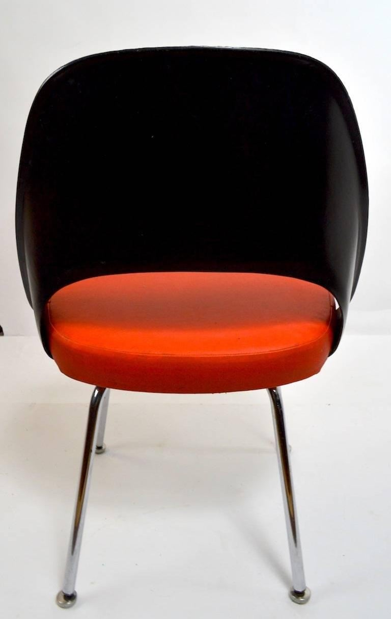 Pair of Saarinen Executive Chairs for IBM 5