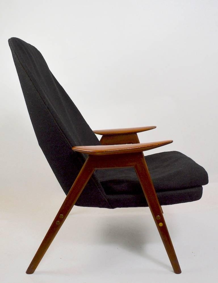 Lounge Chair By Langlos Fabrikker As Stranda Norway For