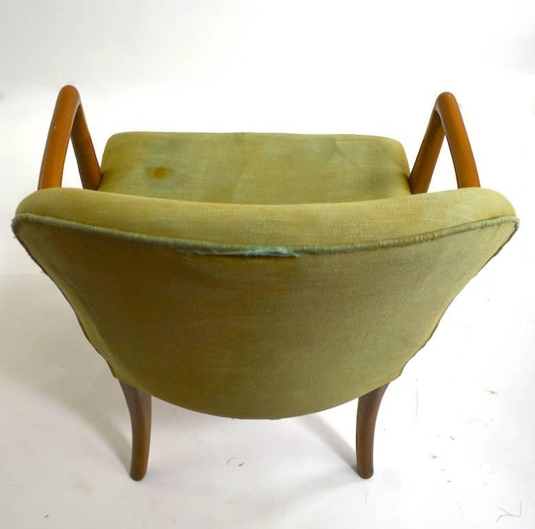 Pair of Armchairs after Robsjohn-Gibbons 5