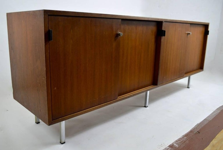 Florence Knoll Credenza 9