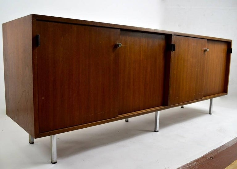 Florence Knoll Credenza 5