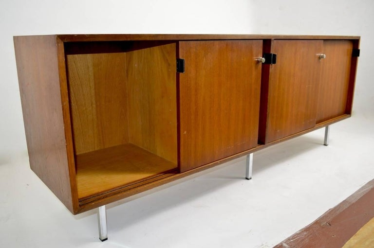 Florence Knoll Credenza 6