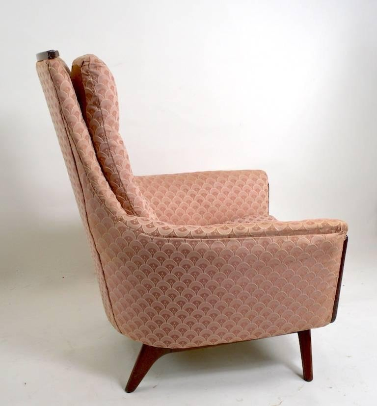 Pearsall Lounge Chair In Good Condition For Sale In New York, NY