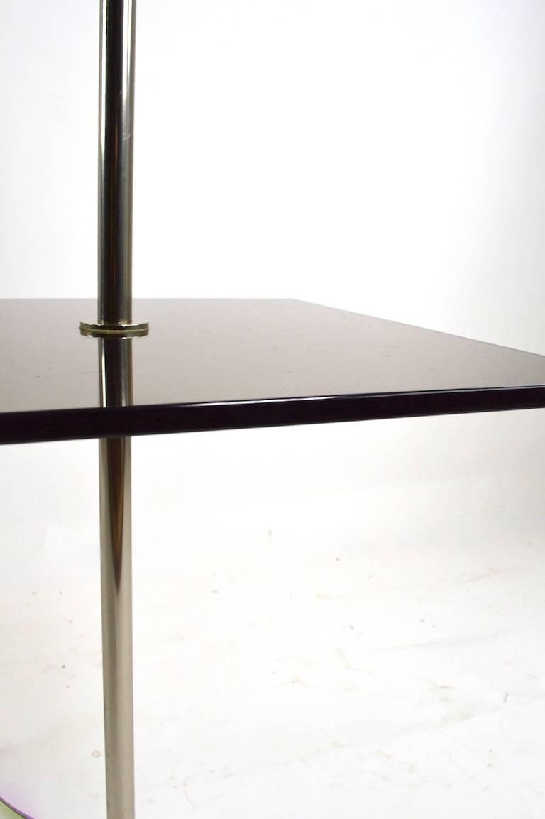 Floor Table Lamp by Laurel In Excellent Condition For Sale In New York, NY