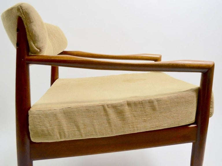 20th Century Pair of Adrian Pearsall Lounge Chairs For Sale