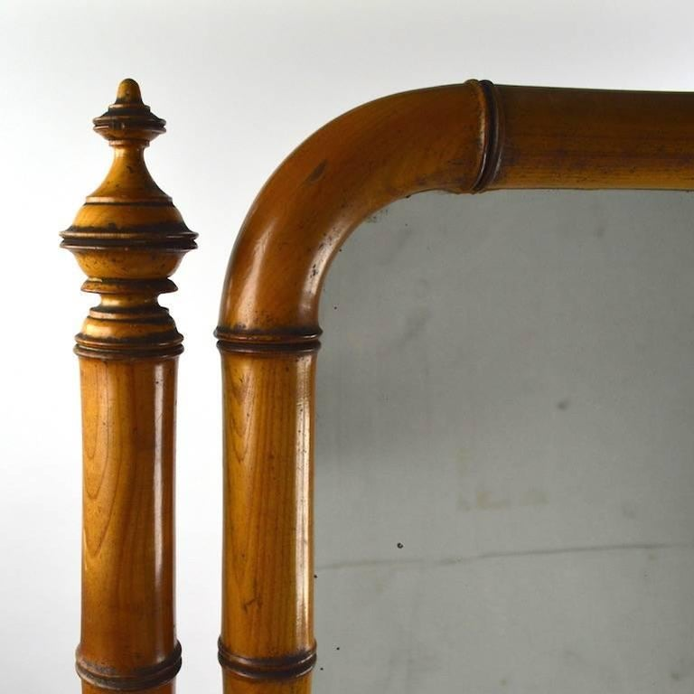 Architectural Cheval Mirror by Horner For Sale 1