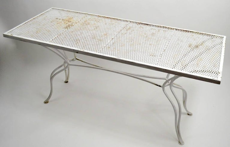 Unusual Console Table Attributed to Salterini For Sale 5