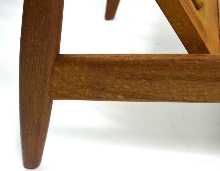 Pair of Arne Hovmand Olsen for Mogens Kold Lounge Chairs For Sale 1