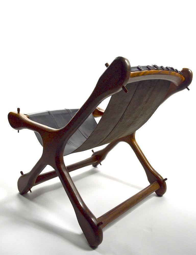 Don Shoemaker Sloucher Lounge Chair For Sale 2