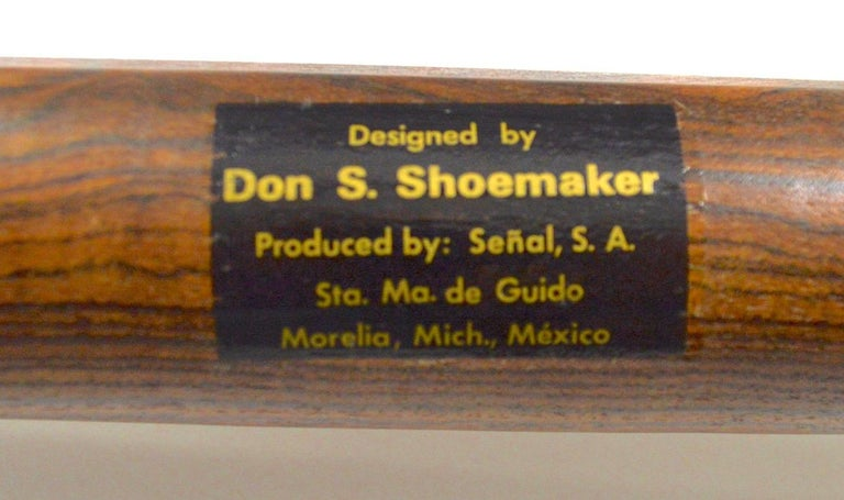 Don Shoemaker Sloucher Lounge Chair For Sale 3