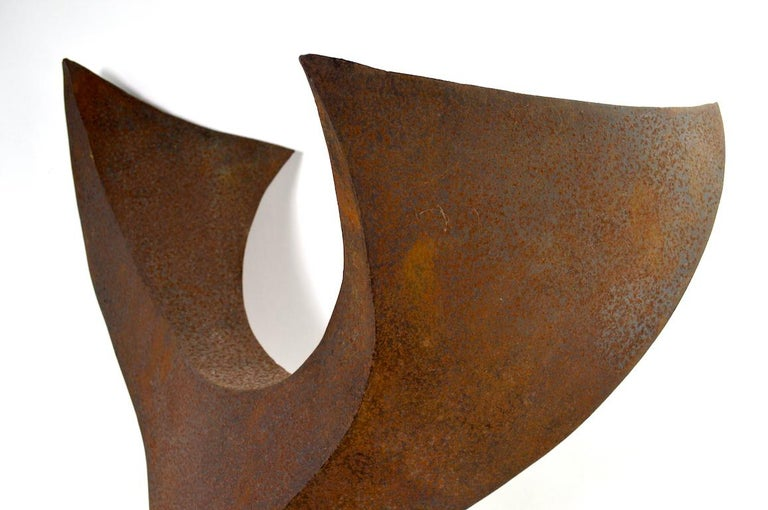20th Century Brutalist Sculpture by Noted Artist Jack Hemenway For Sale