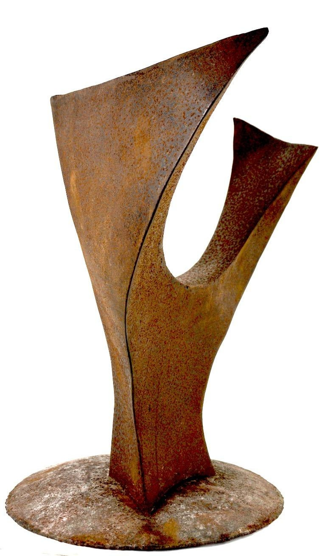 American Brutalist Sculpture by Noted Artist Jack Hemenway For Sale