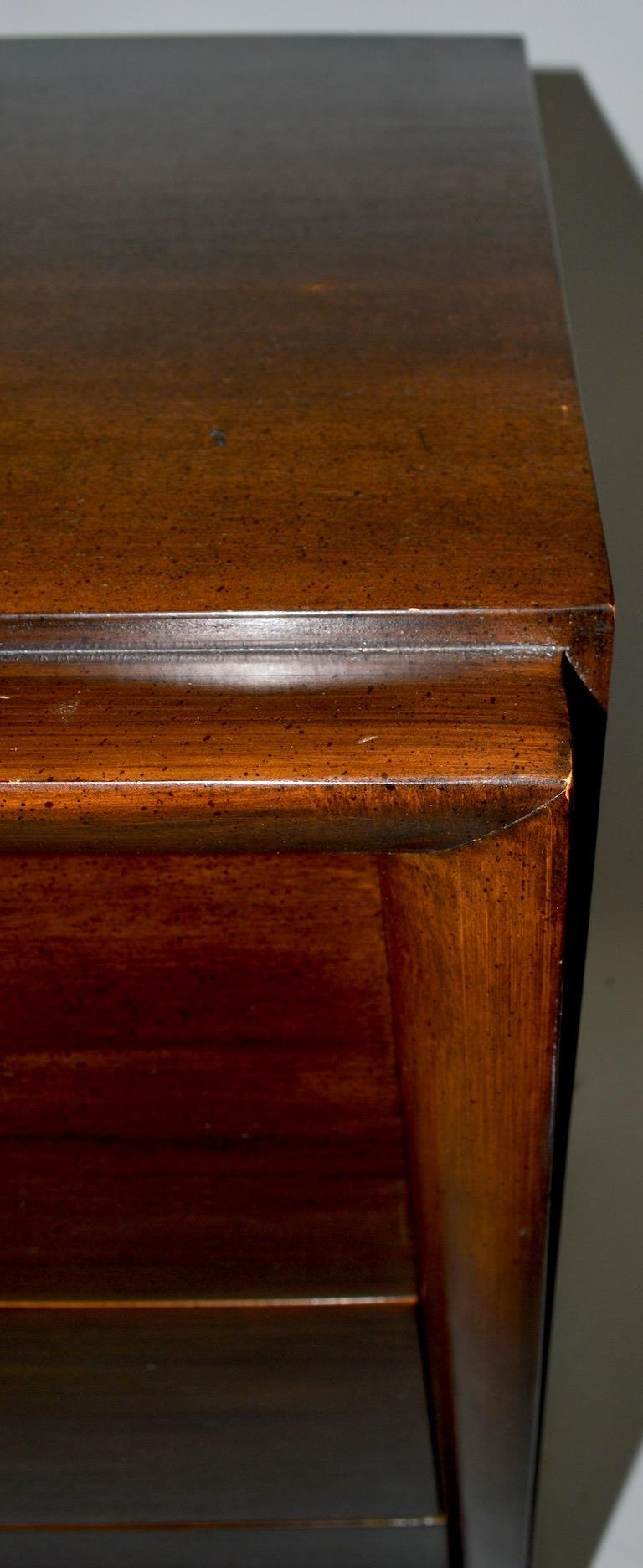 Mahogany Dresser by Harjer For Sale 4