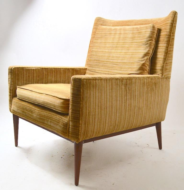 Mid-Century Modern Pair of McCobb Lounge Chairs  For Sale