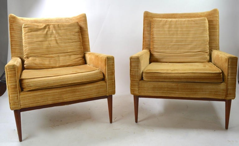 Pair of McCobb Lounge Chairs  For Sale 6