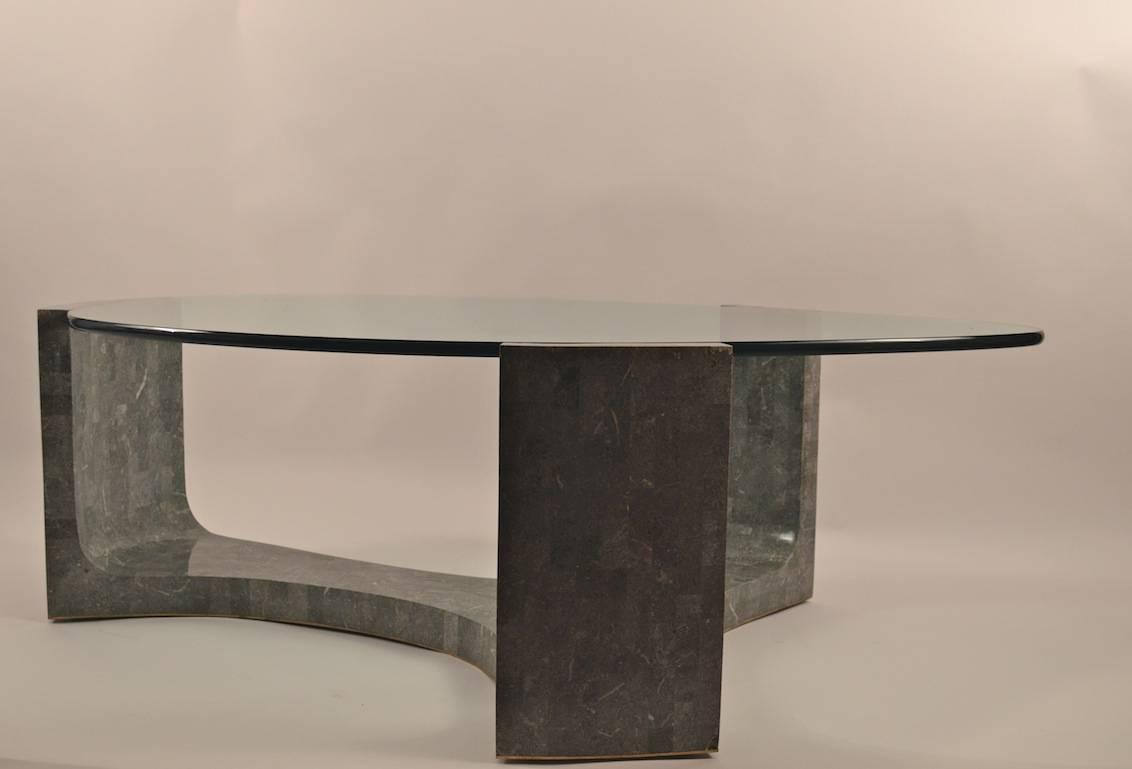 Modernist Maitland Smith Coffee Table For Sale At 1stdibs