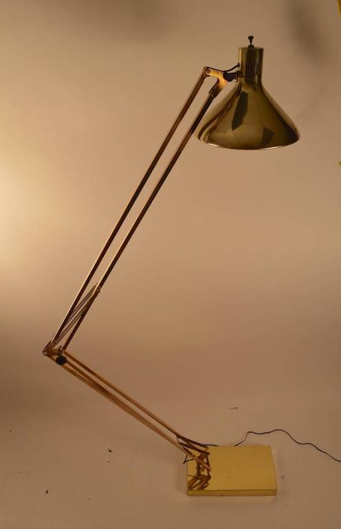 Vintage Floor Model Anglepoise Lamp At 1stdibs