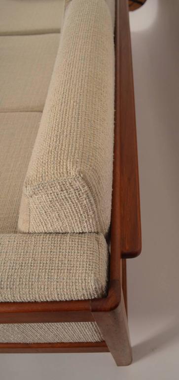 Large Westnofa Box Sofa For Sale At 1stdibs