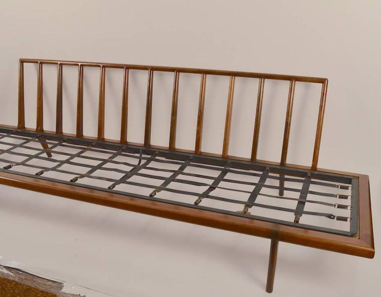 Rare Smilow Daybed Couch For Sale 1