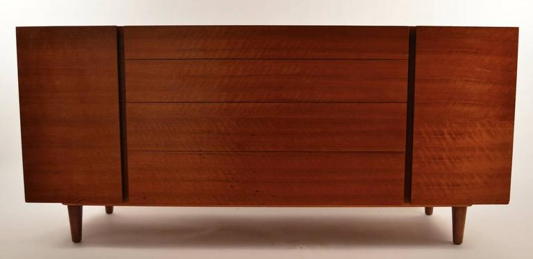 Mid-Century Modern Singer and Sons Sideboard by Bertha Schaefer For Sale