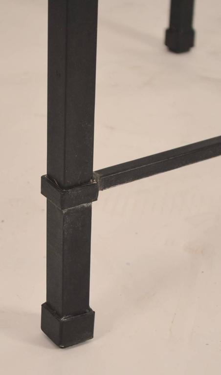 Brown Jordan Venetian Umbrella Table For Sale 2