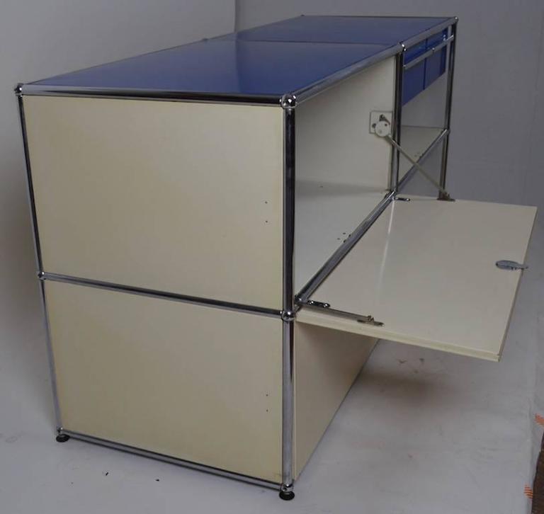 American Fritz Haller for Herman Miller Storage Unit For Sale