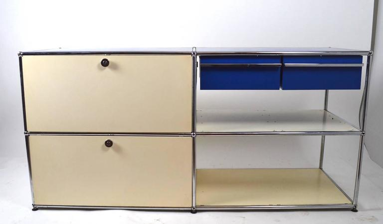Fritz Haller for Herman Miller Storage Unit For Sale 2