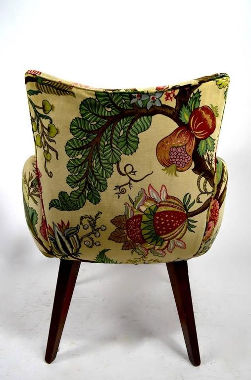Stylish Art Deco Accent Chair At 1stdibs