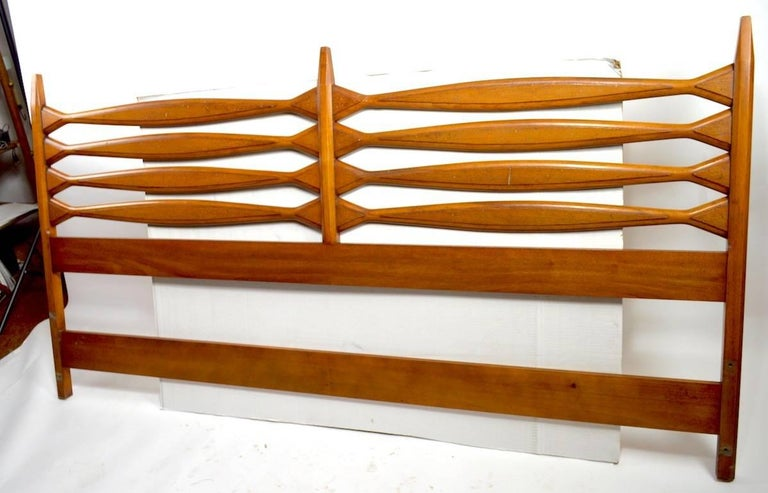 Chic King-Size Headboard For Sale 2