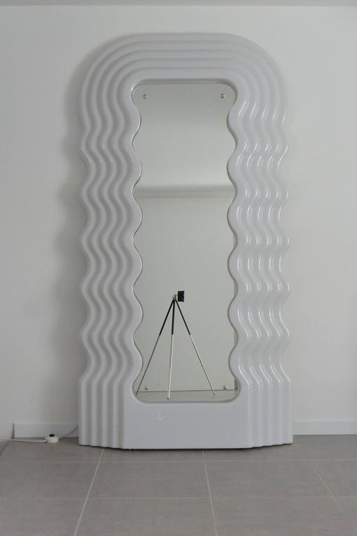 Ettore Sottsass Ultrafragola Mirror 2