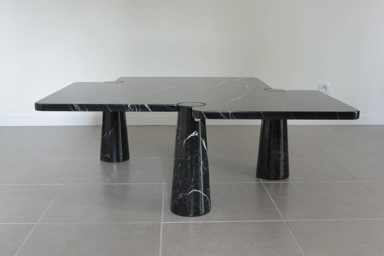 Important Coffee Table by Angelo Mangiarotti 2