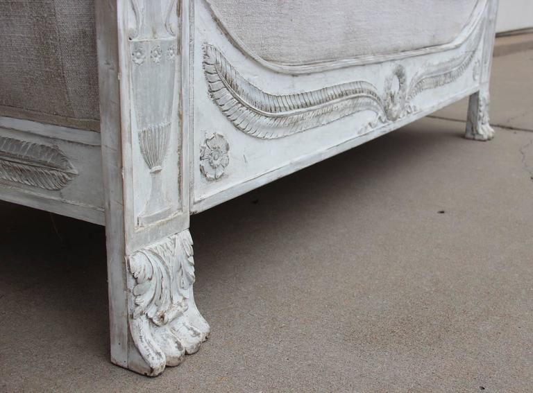 French Period Empire Daybed Sofa, 19th Century 9